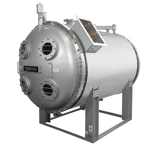 Toshiba's high efficiency ozone generator TGOGS™