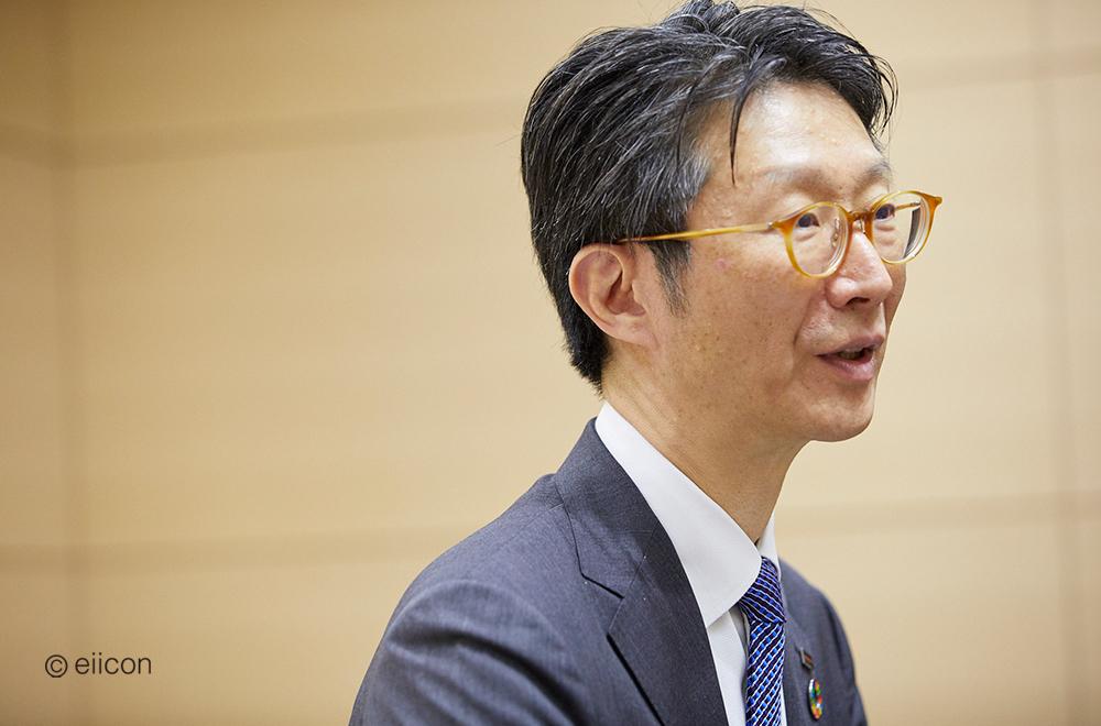 島田 太郎氏1