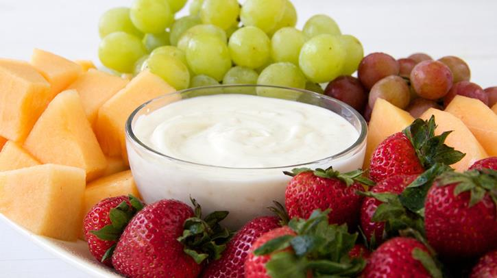 McCormick Gourmet Honey Yogurt Fruit Dip