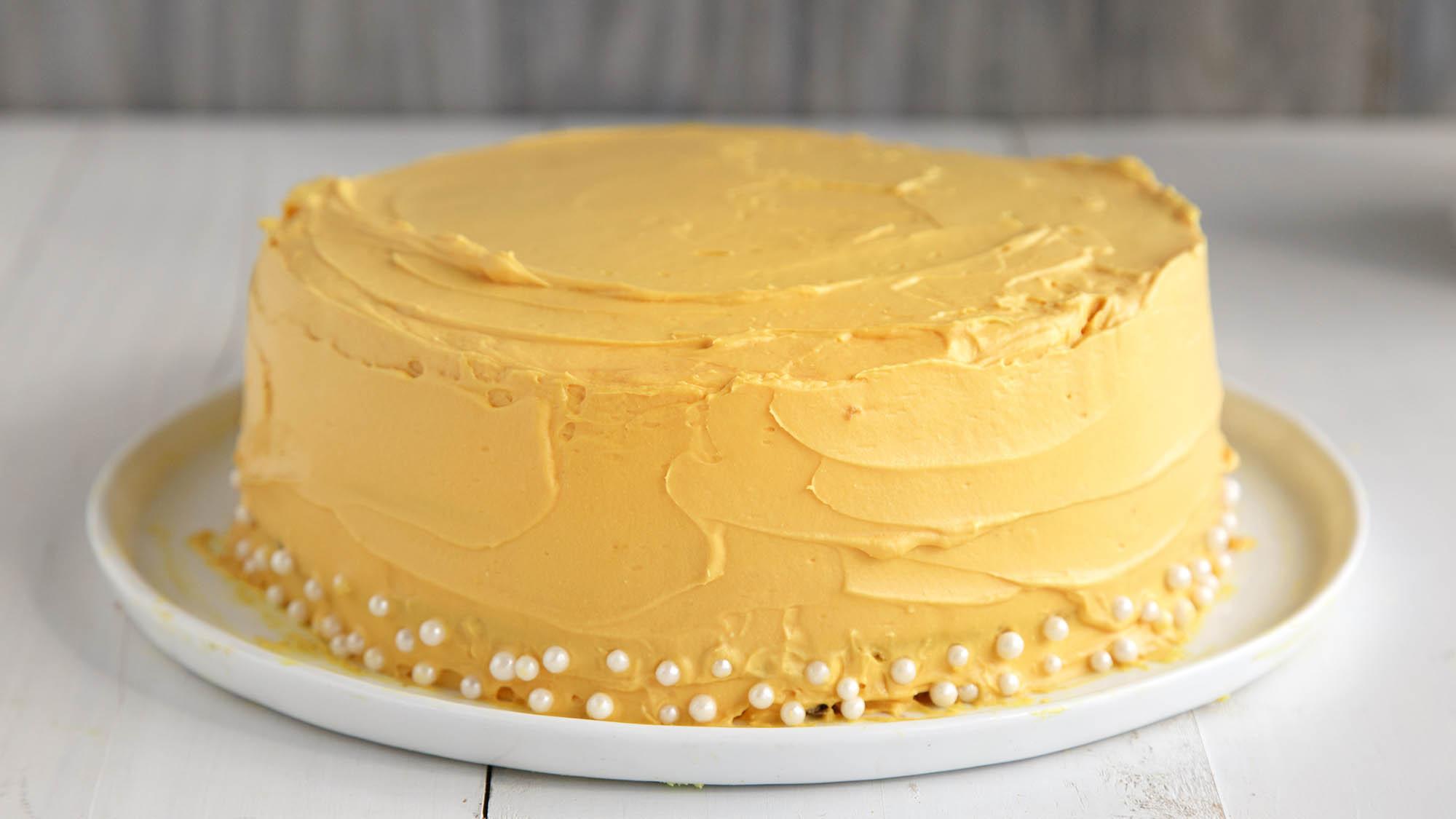 McCormick Orange Citrus Cake