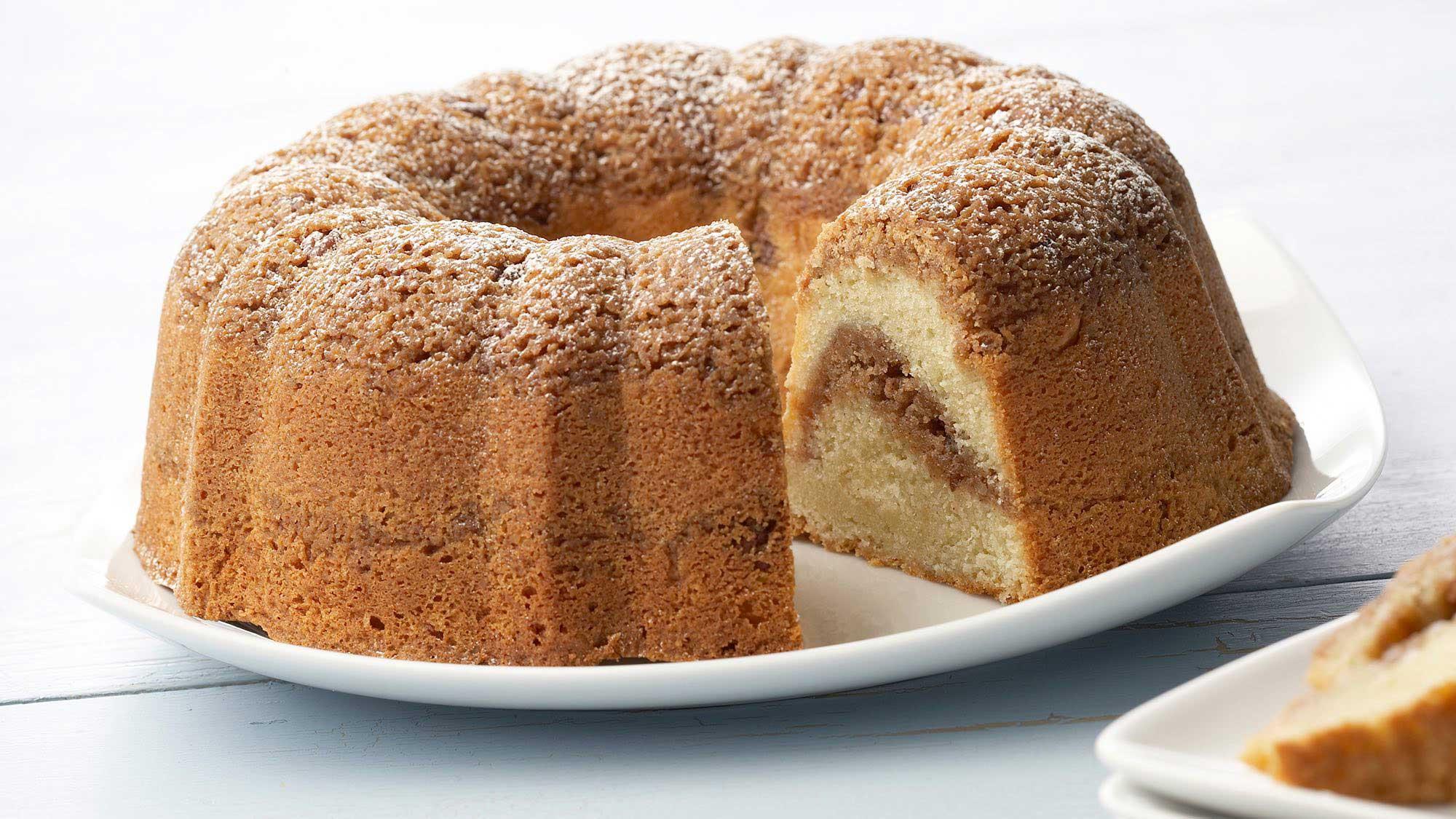McCormick Cinnamon Streusel Cake