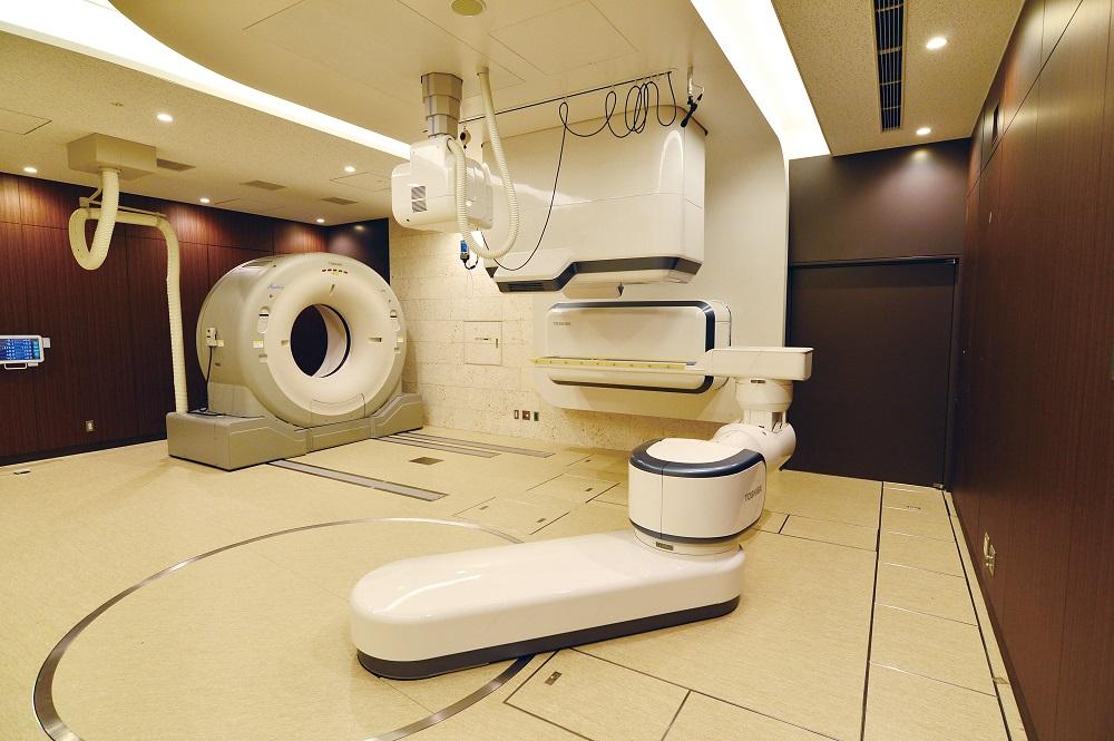快適な治療環境を提供する『i-ROCK』治療室