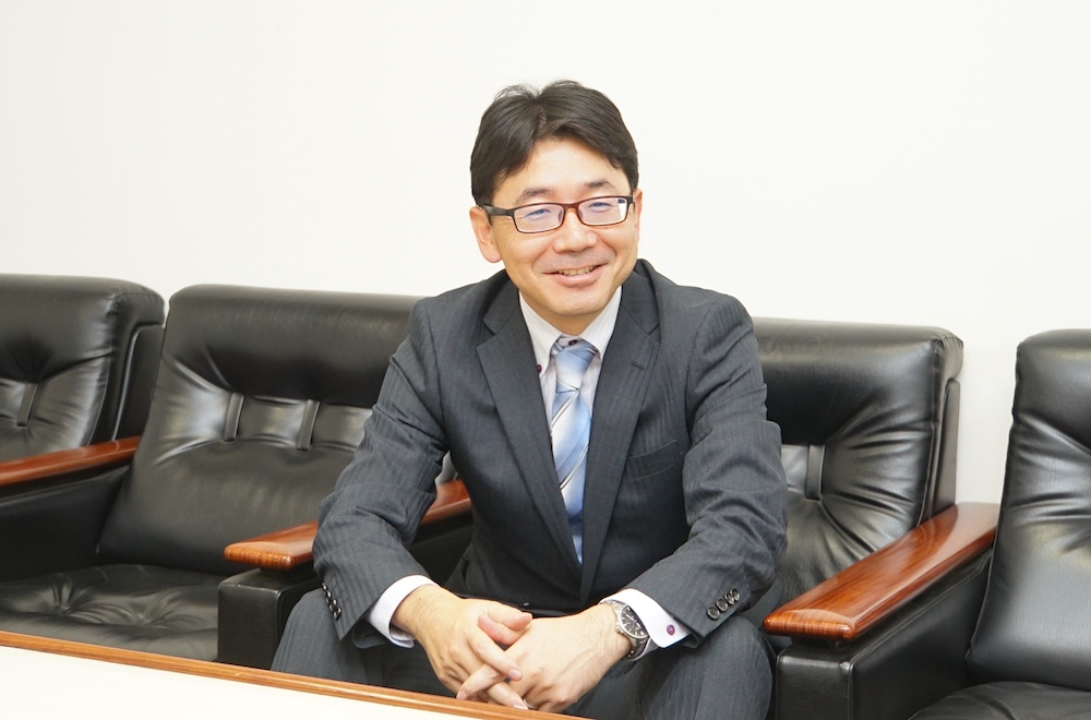 Takahiko Abe, Specialist, System Design Department Hydrogen Energy Business Division, Toshiba Energy Systems & Solutions Corporation
