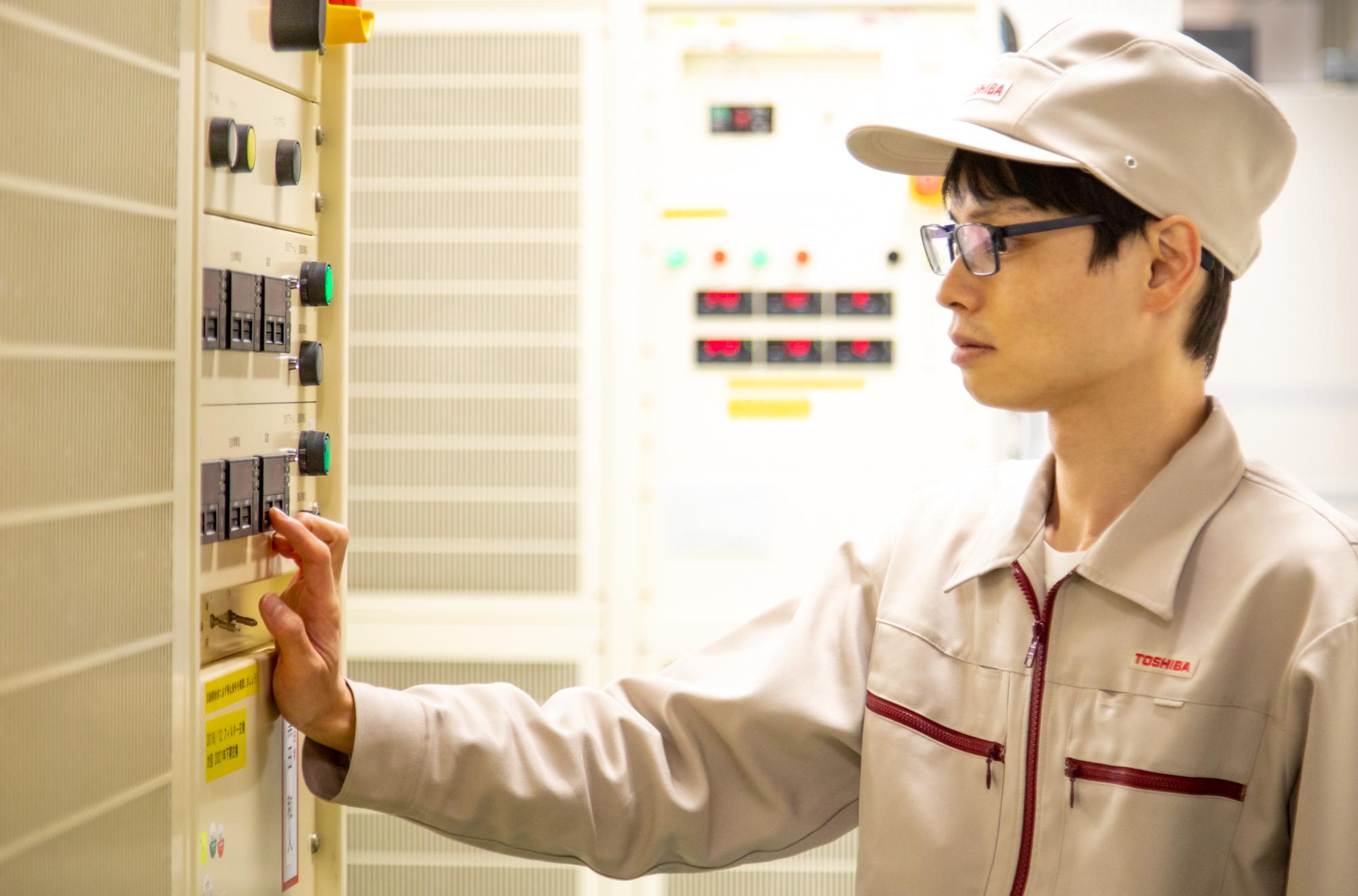 Masahiro Kurosu, Battery System Development Group 1, Battery System Development Department, Battery Division, Toshiba Corporation(2)