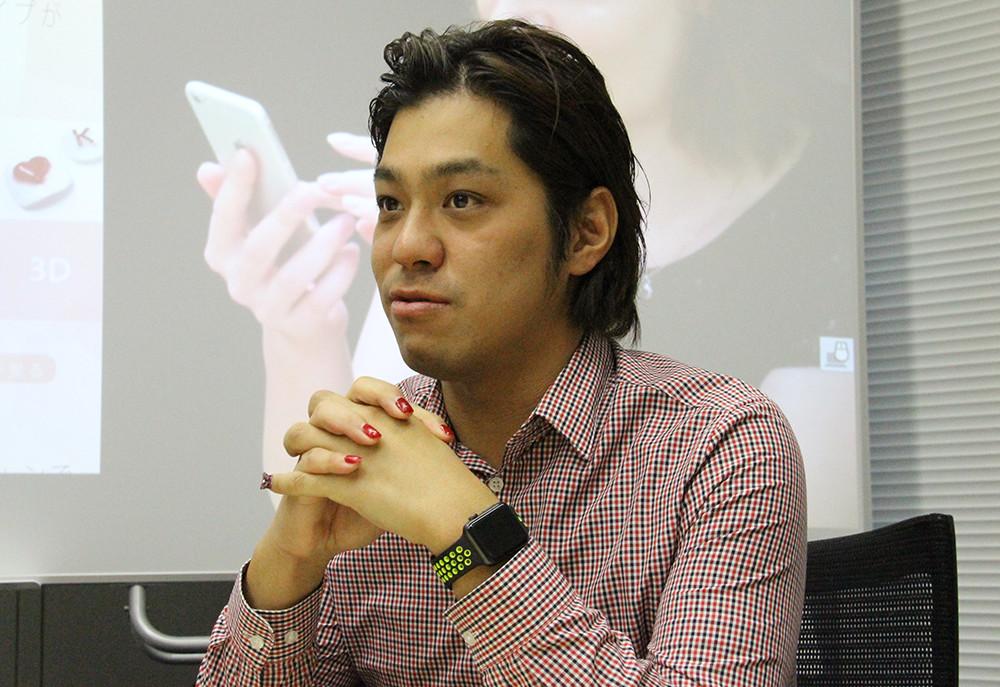 株式会社ミチ 代表取締役社長 中崎瞬氏