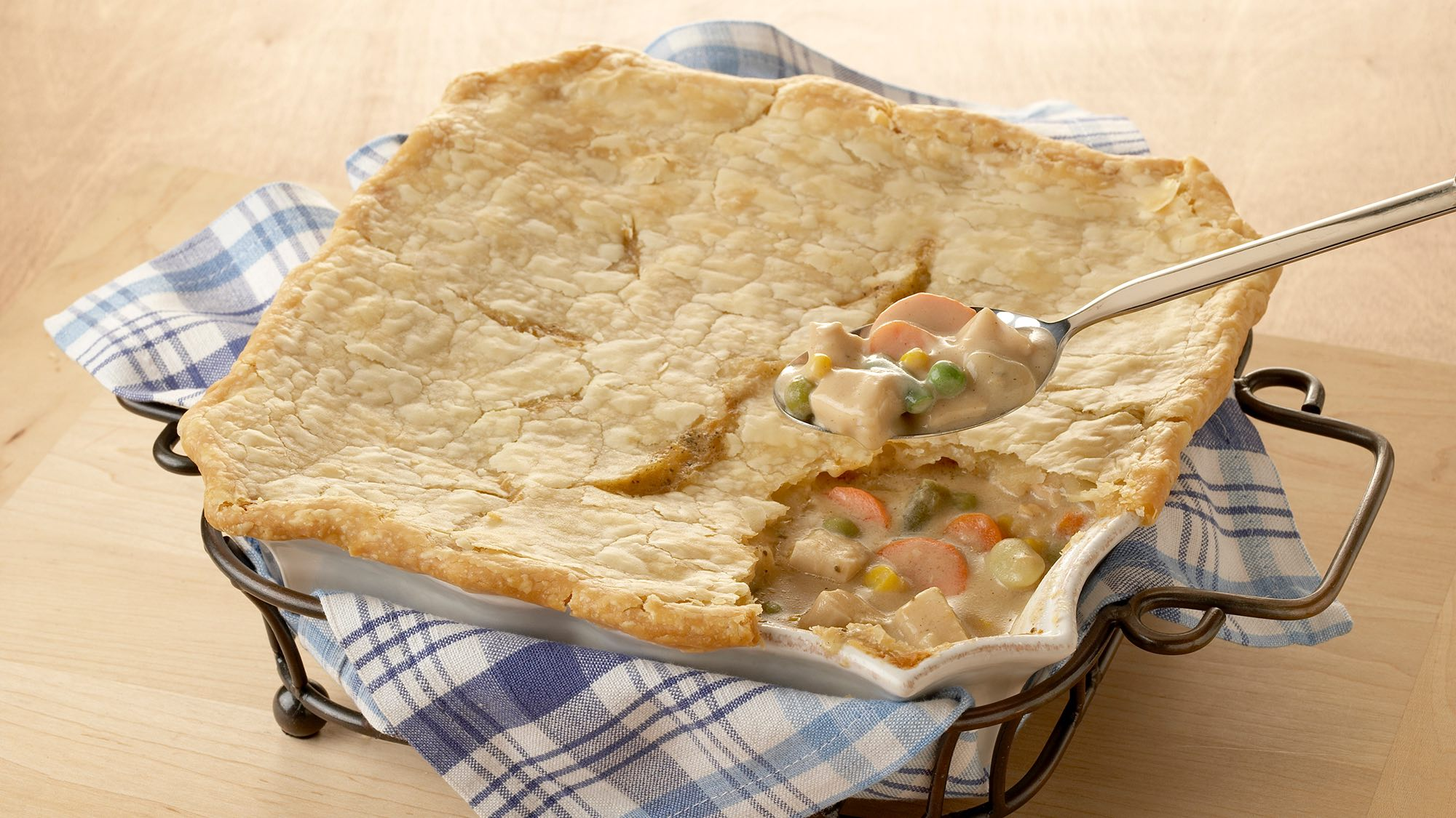 McCormick Turkey Pot Pie