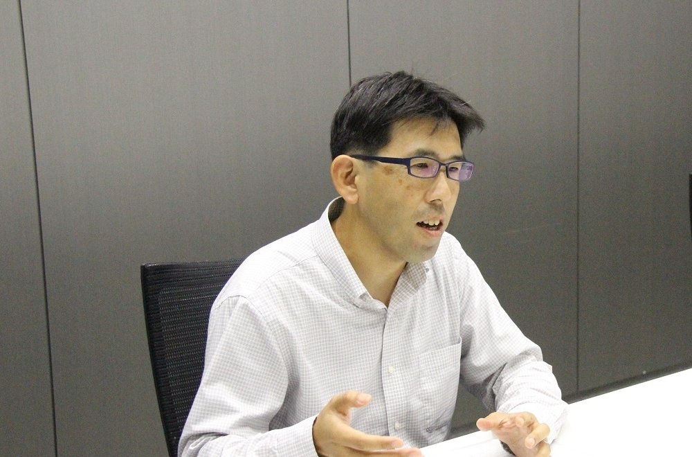 Hiraoka shares ideas for water treatment at a lower cost
