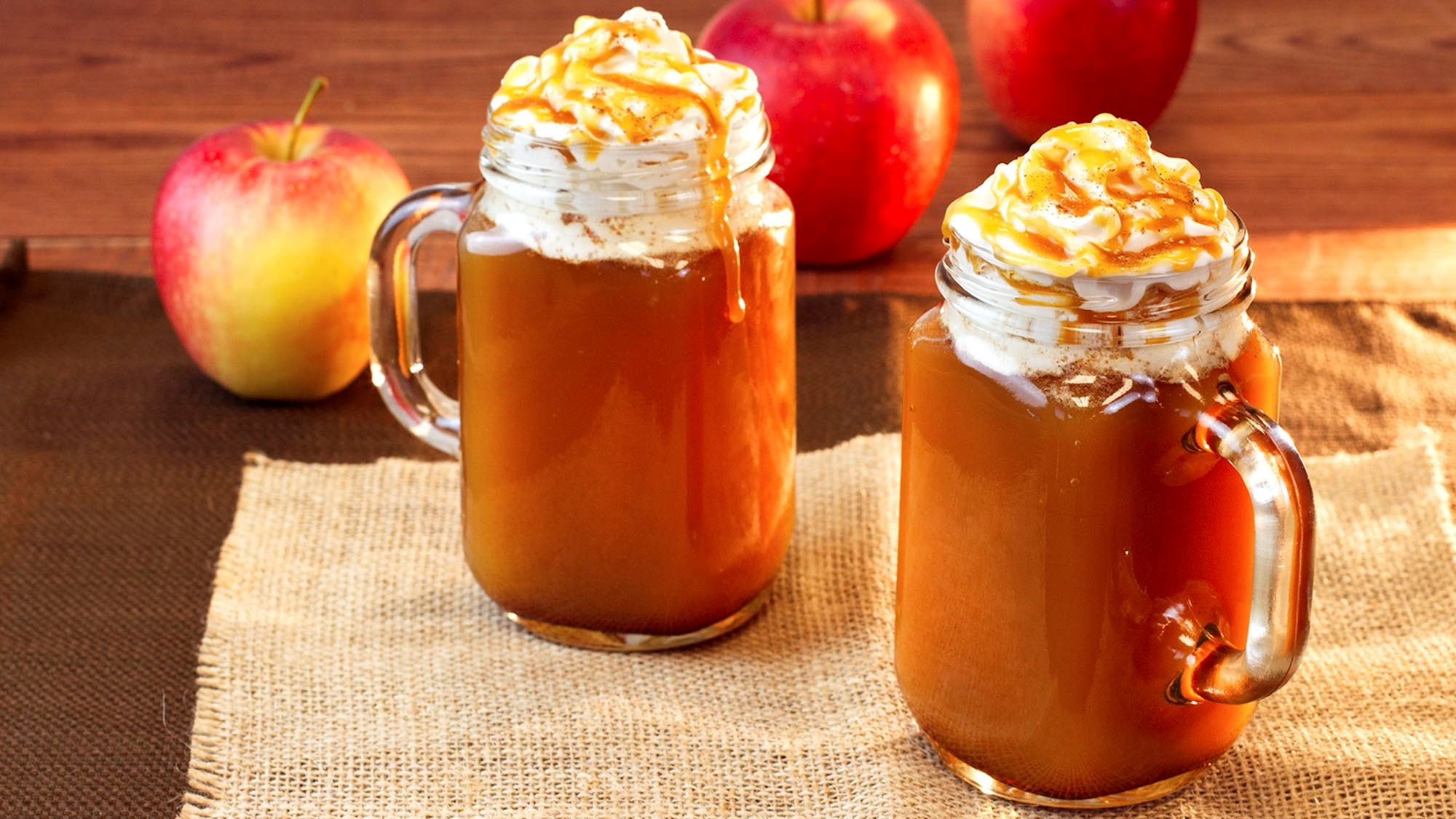 McCormick Spiced Caramel Apple Cider