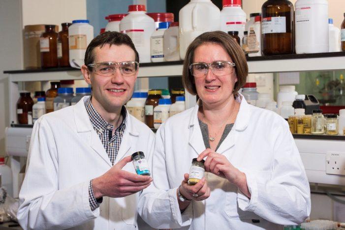 1 - Dr Stewart Warrender and Dr Morven Duncan