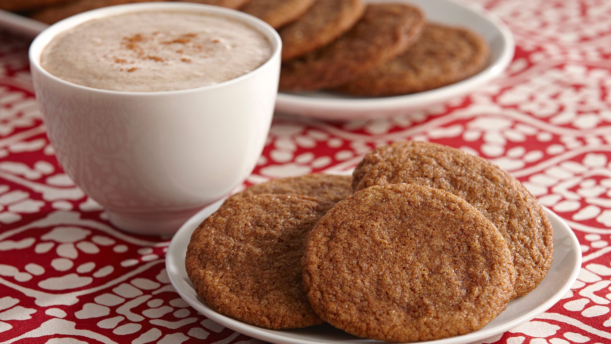 McCormick Molasses Cookies