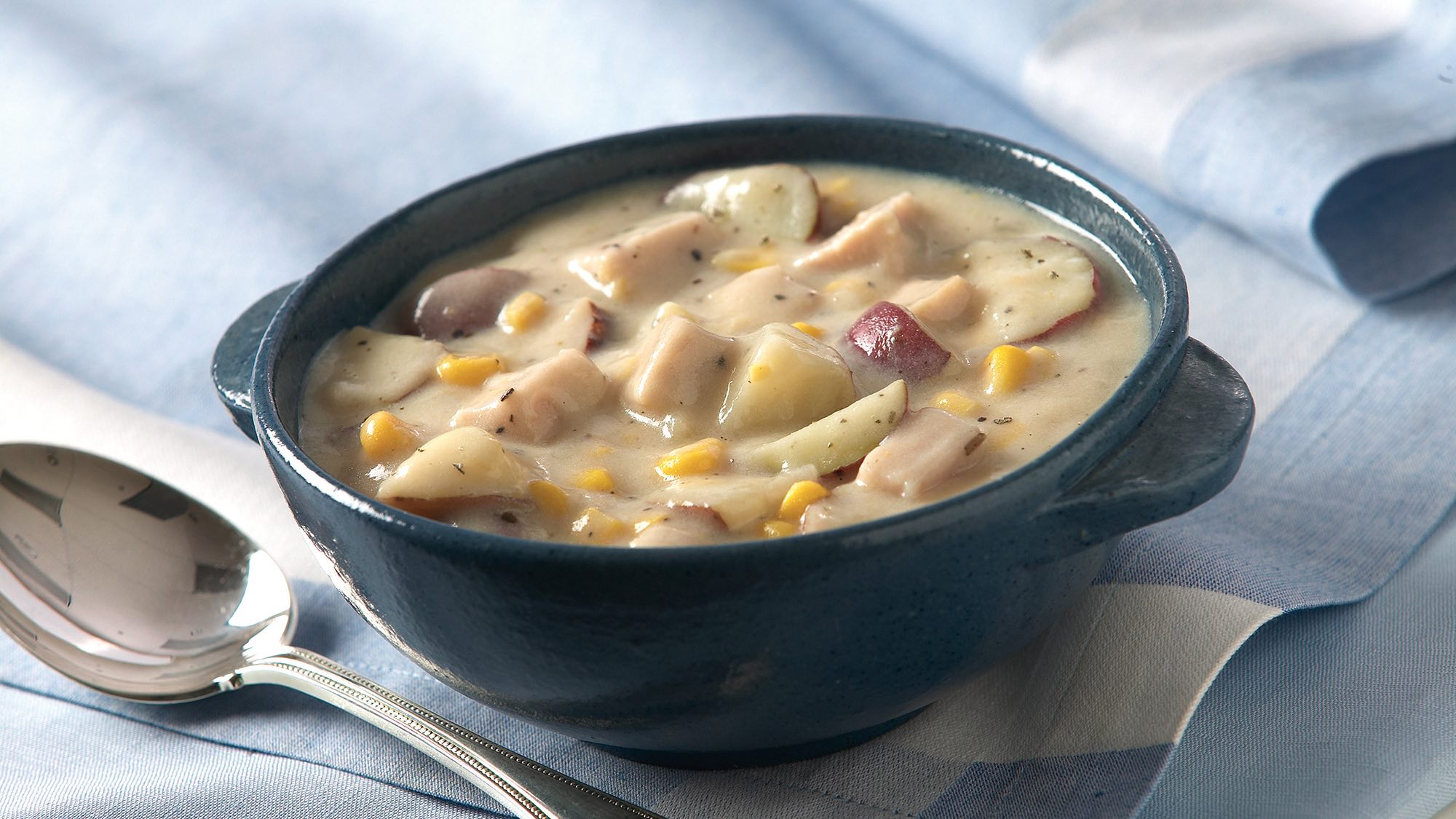 McCormick Leftover Turkey Chowder