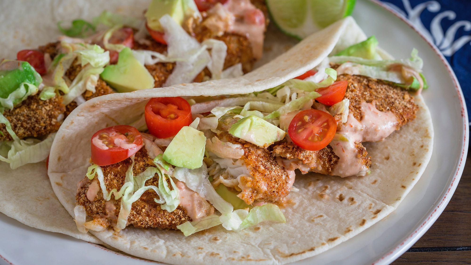 McCormick Fish Tacos