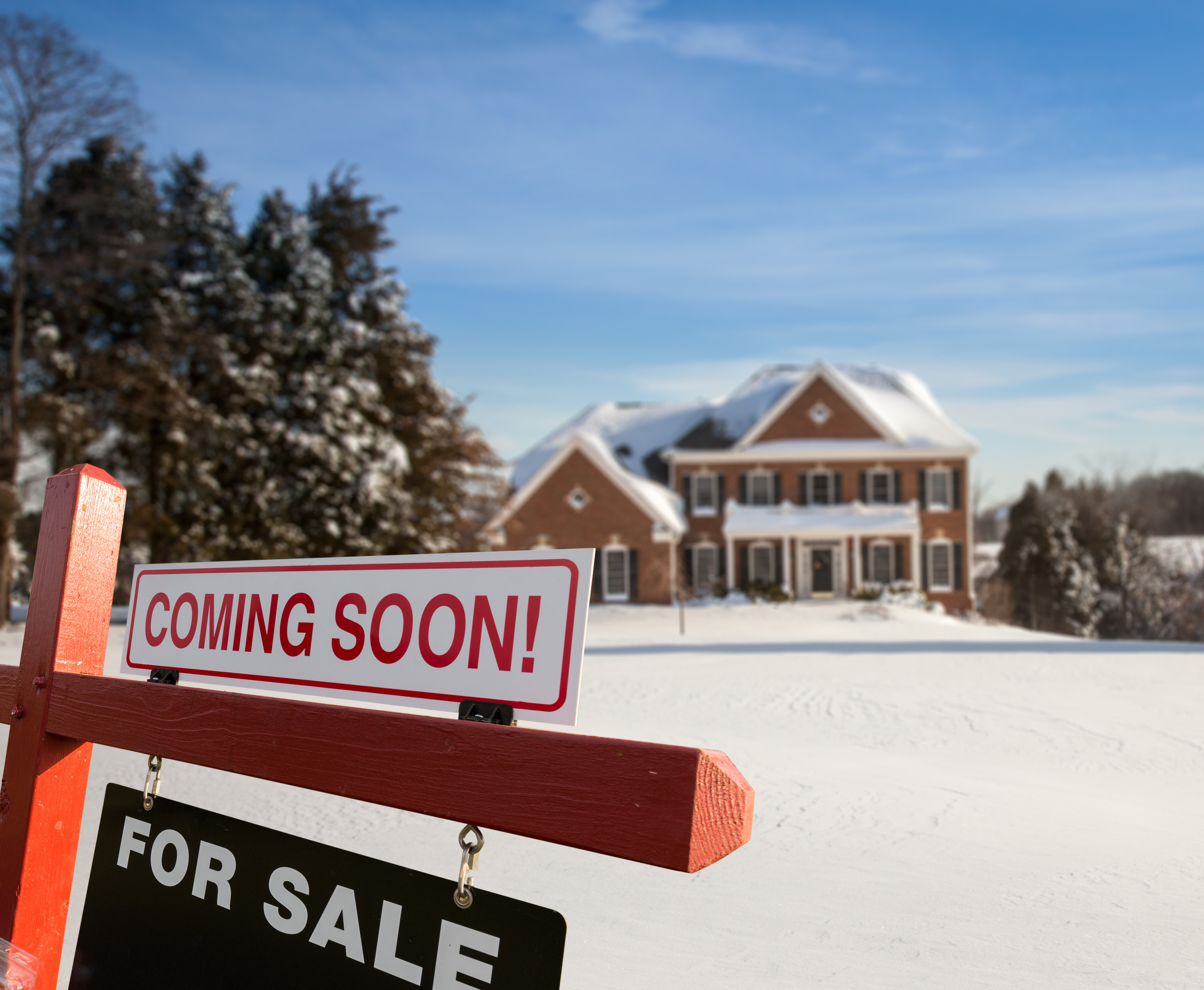 Why this winter should be one of the best ever for home sales