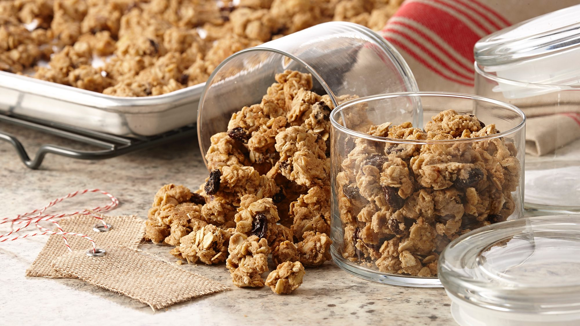 McCormick Oatmeal Raisin Cookie Granola