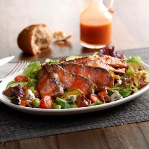 Frank's RedHot Marinated Steak Salad