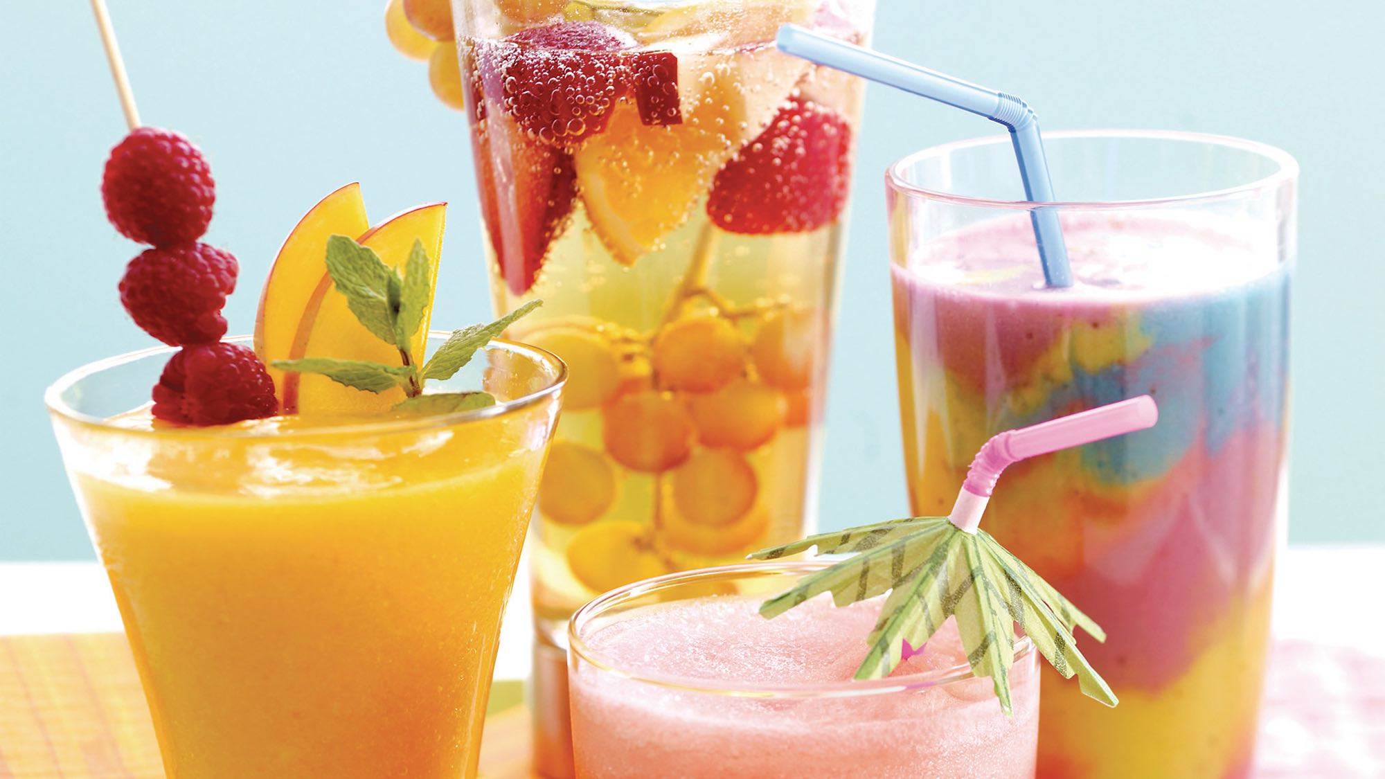 McCormick Fresh Fruit Spritzer