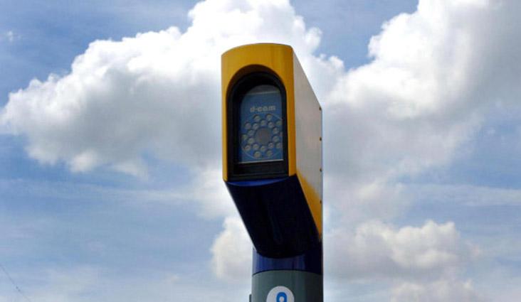 Traffic violation cameras