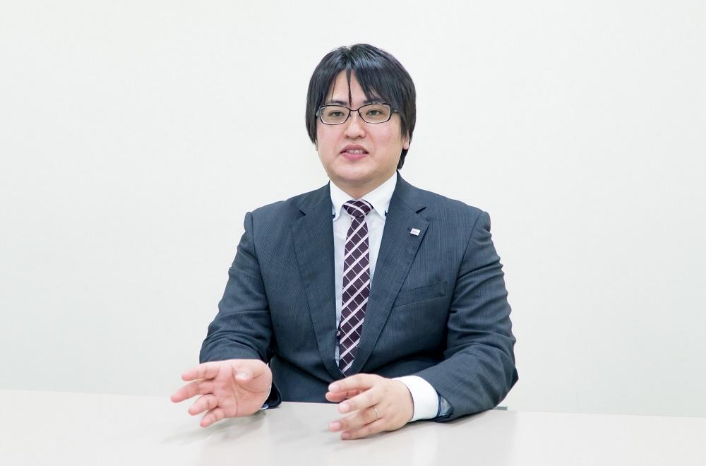 Tomoyuki Shibata, Research Scientist at Media AI Laboratory, Corporate Research & Development Center