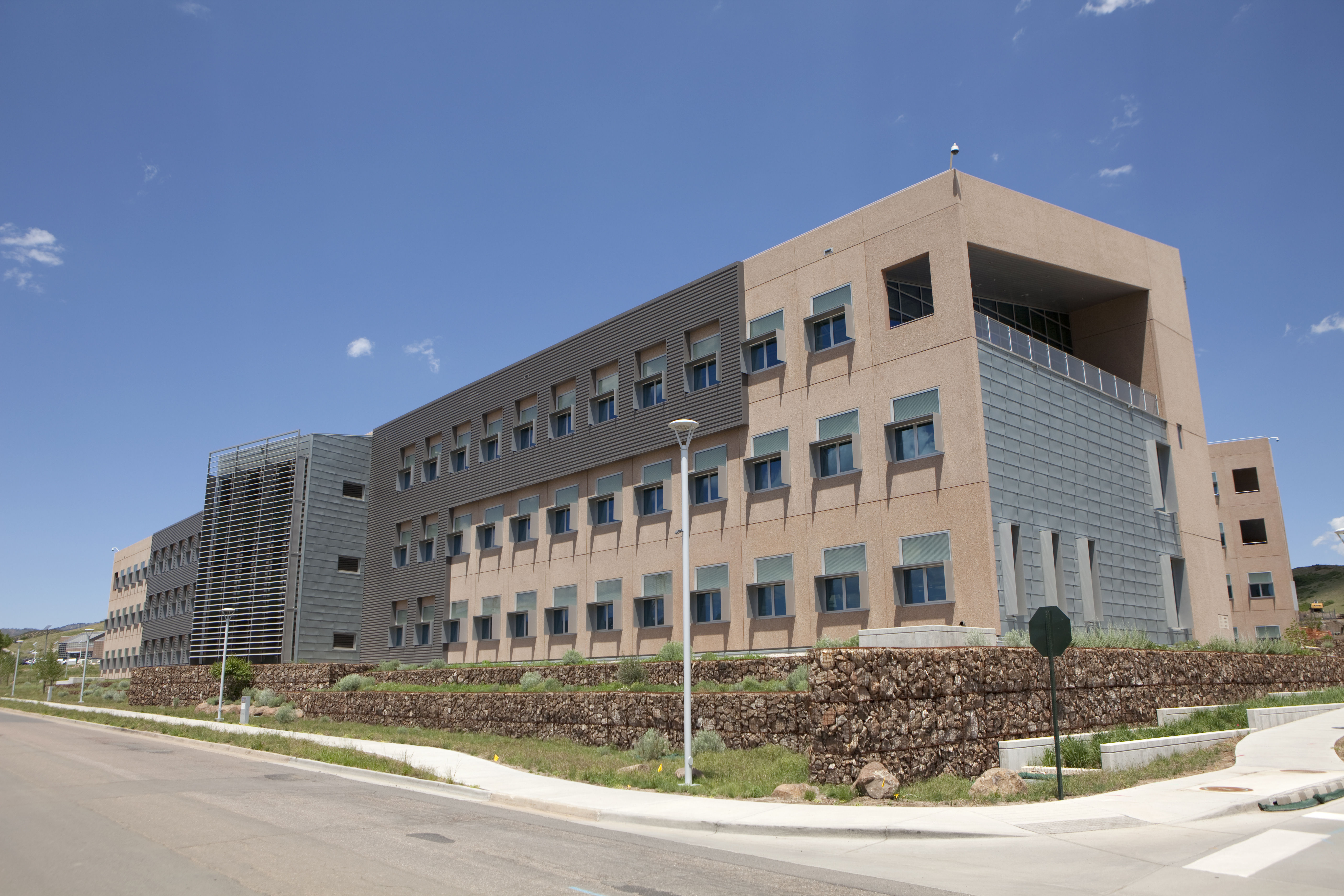 Research Support Facility Building at NREL Golden Colorado