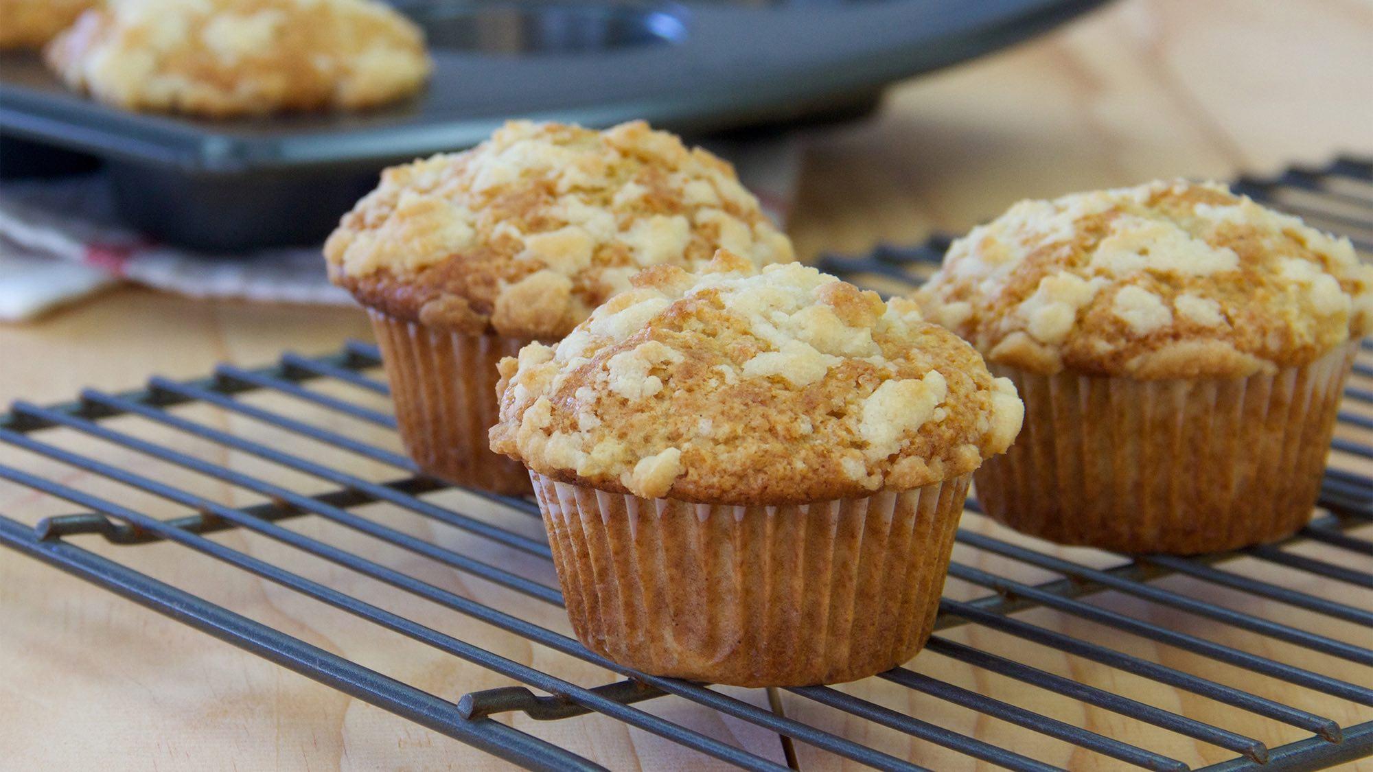 McCormick Cinnamon Crumb Muffins
