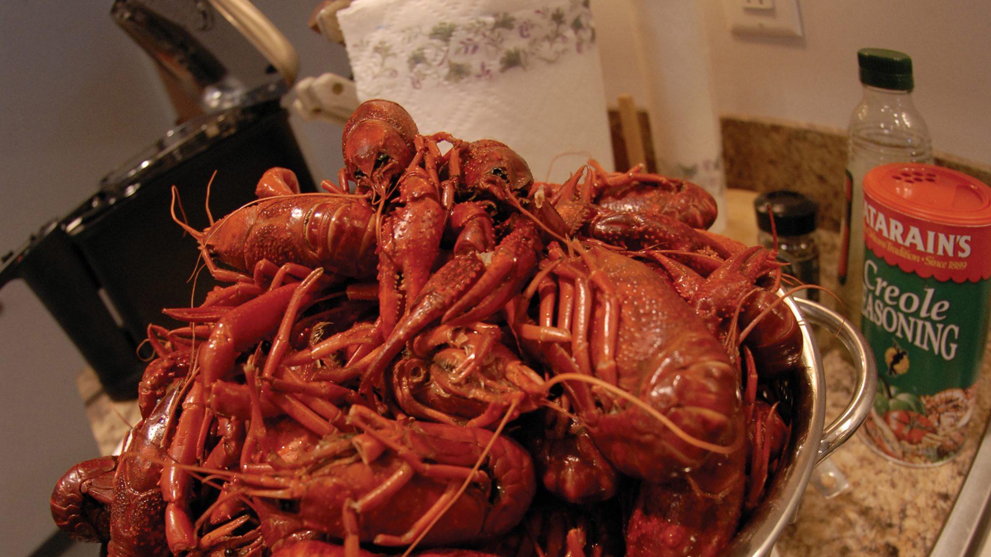 ZATARAIN's Easy Boiled Crawfish
