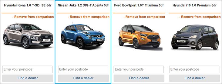 Car Search screenshot