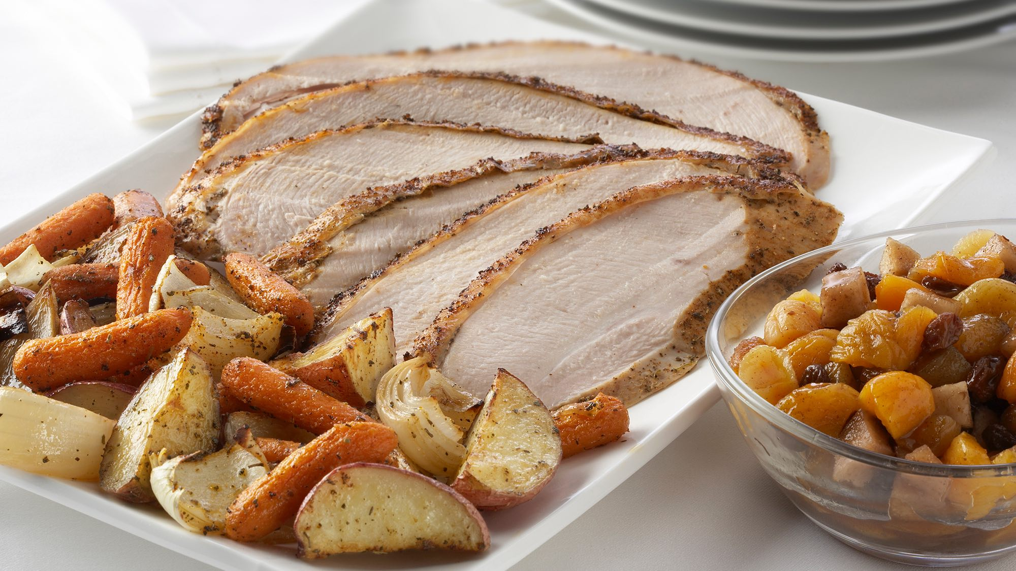 McCormick Seasoned Turkey Breast