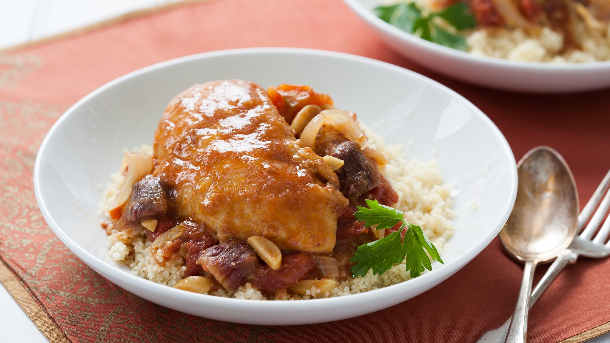 McCormick Saucy Moroccan Chicken