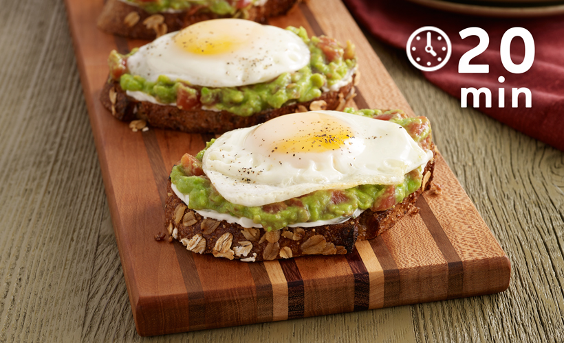 quick-spicy-avocado-egg-and-toast-meal-recipe