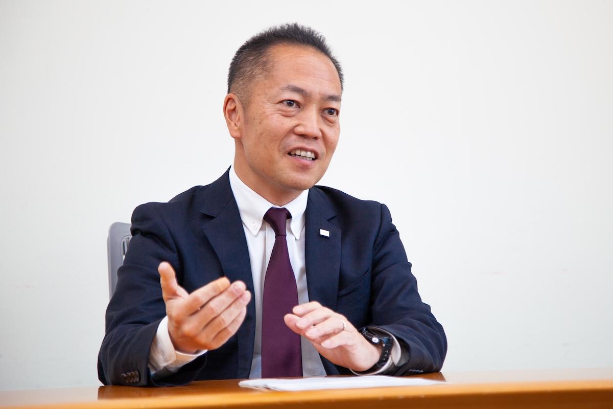 株式会社東芝 サイバーセキュリティセンター長 天野隆氏