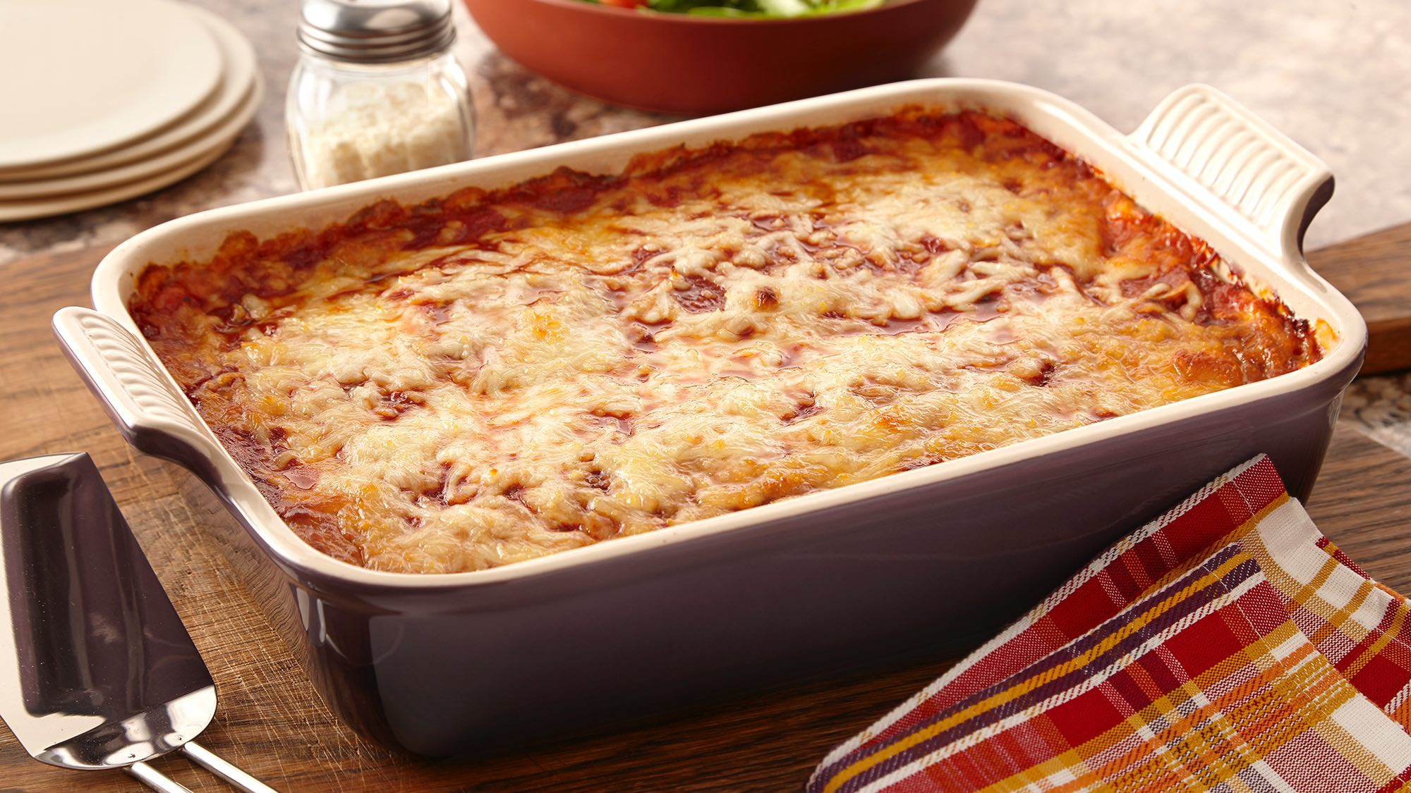 McCormick Gluten Free Eggplant Lasagna
