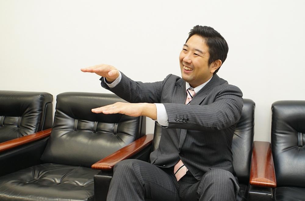 東芝エネルギーシステムズ株式会社 水素エネルギー事業統括部 事業開発部主務 鈴木卓也氏