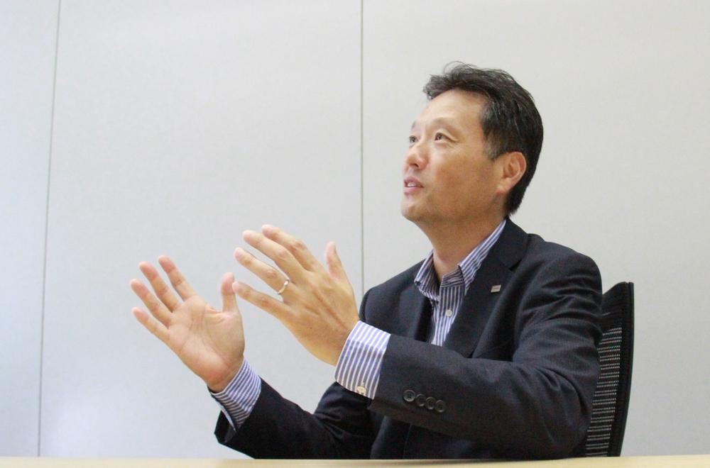 株式会社東芝 デジタルトランスフォーメーション戦略統括部 丸山竜司氏