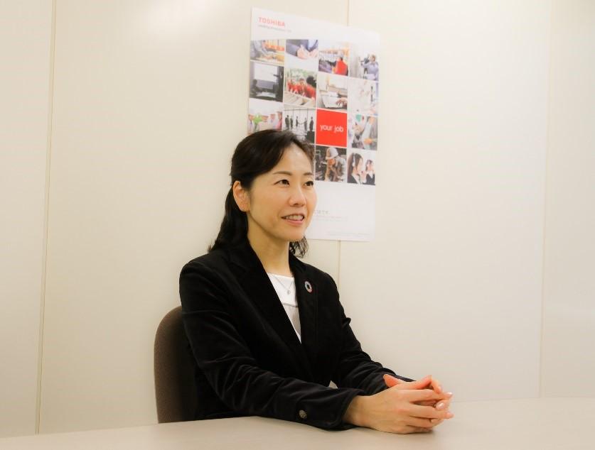 CSR経営推進室長 相馬季子氏