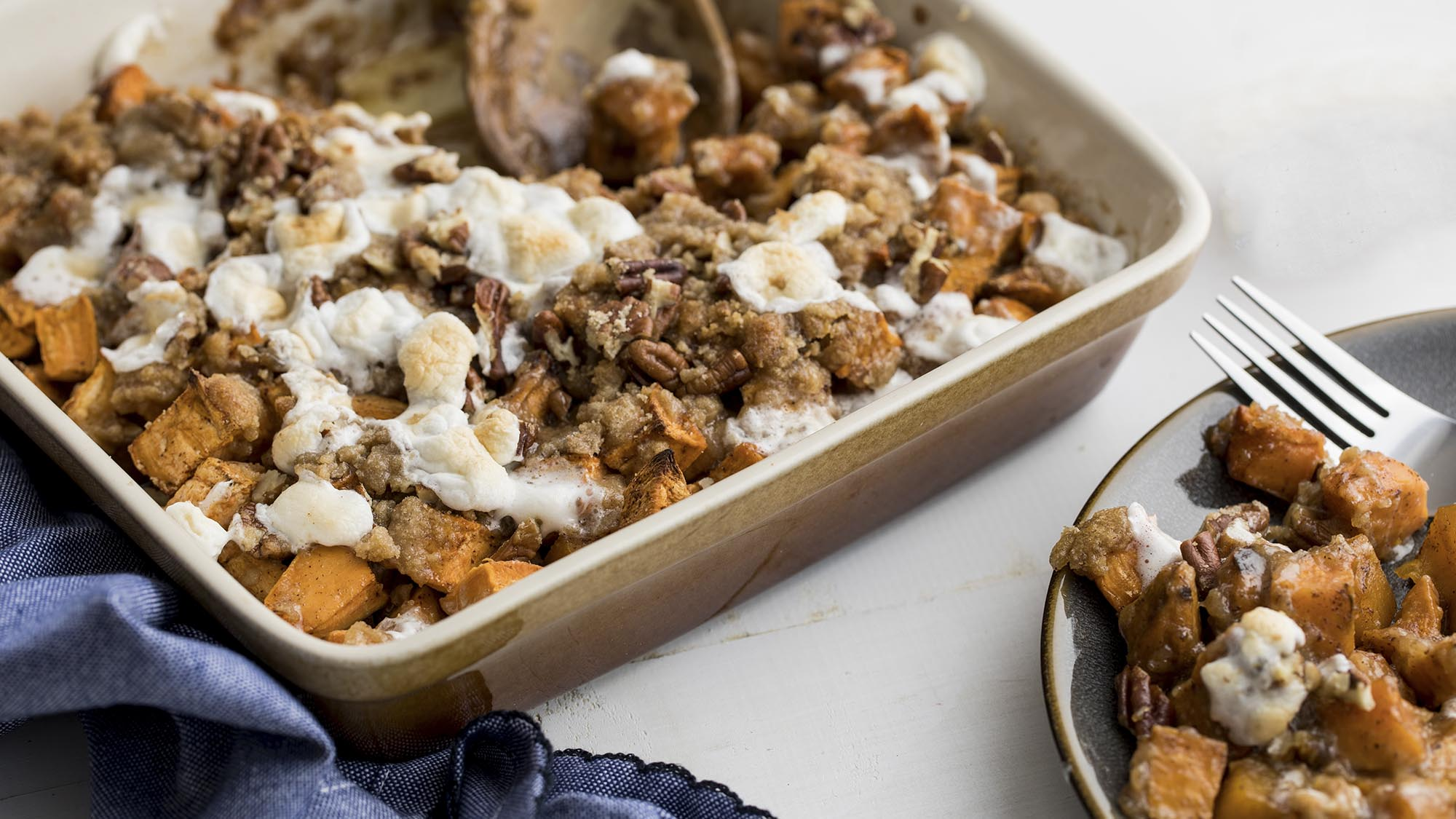 McCormick Candied Sweet Potato Casserole
