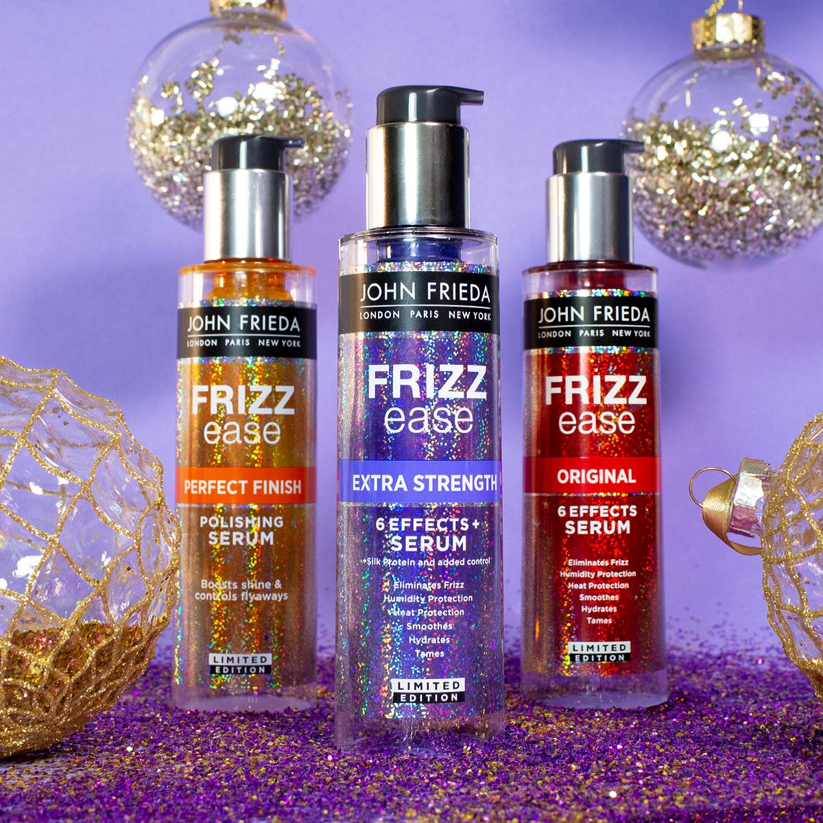 John Freda Anti-Frizz Frizz Ease Sparkly Serum