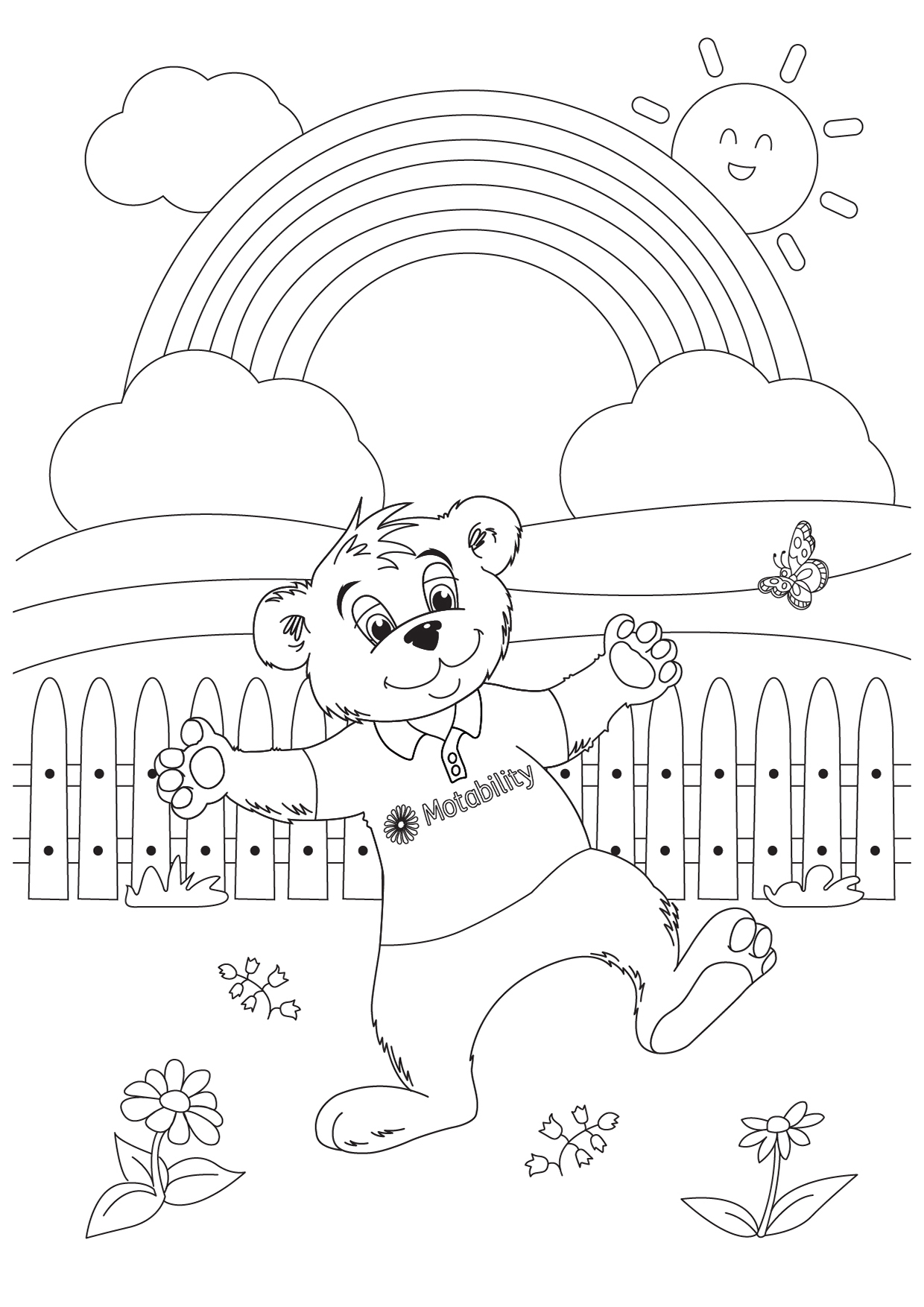Billy the Bear Rainbow Colouring 150dpi.jpg