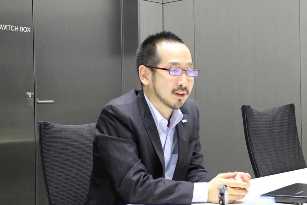 株式会社東芝 メモリ事業部 米澤遼氏
