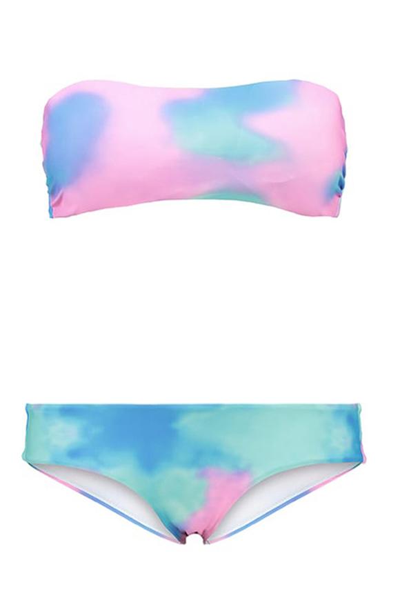 Bikini in Batik-Style