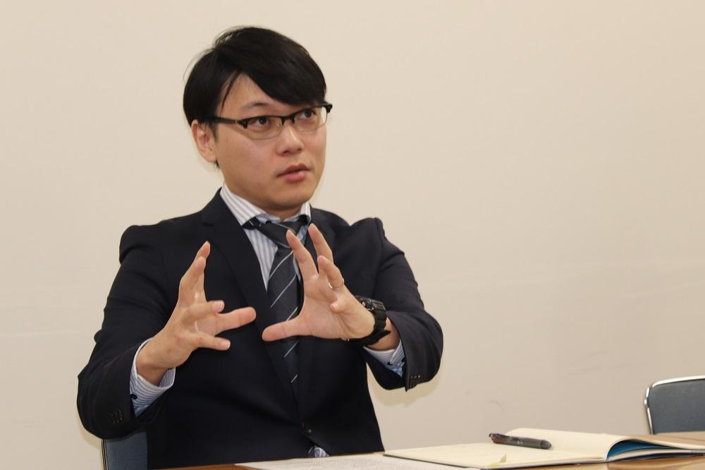 北海道電力株式会社 送配電カンパニー 函館支店 今別ネットワークセンター 変電課 佐藤森氏