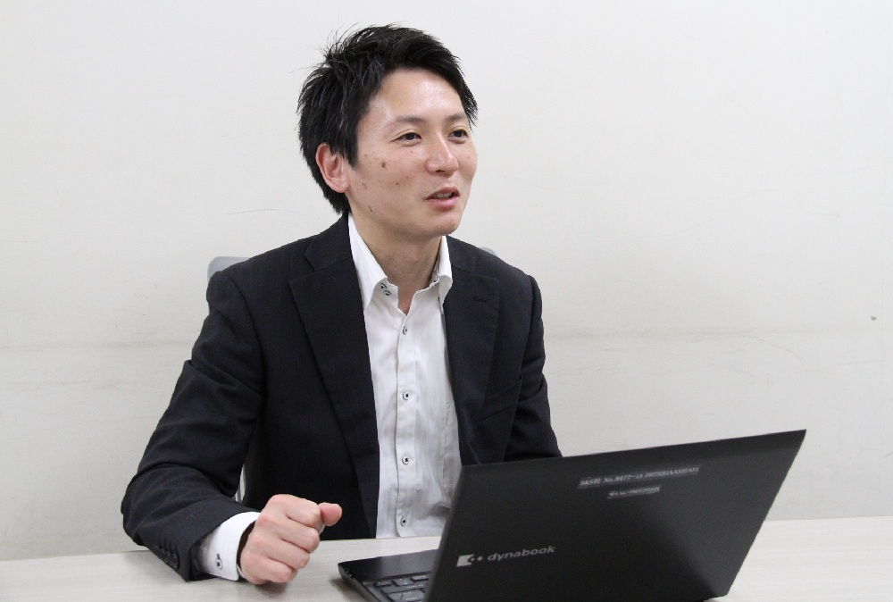 Rintaro Akiyama, Technical Marketing Promotion Dept., Technical Marketing Div., Storage & Electronic Devices Solutions Company, Toshiba Corporation (position as of June 2017)