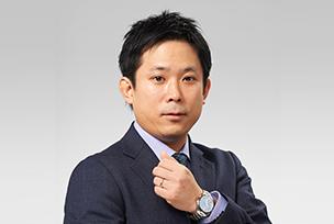 Photo : Kyosuke Yukawa Principal Consultant, Cross-Industry Group, Fujitsu Research Institute