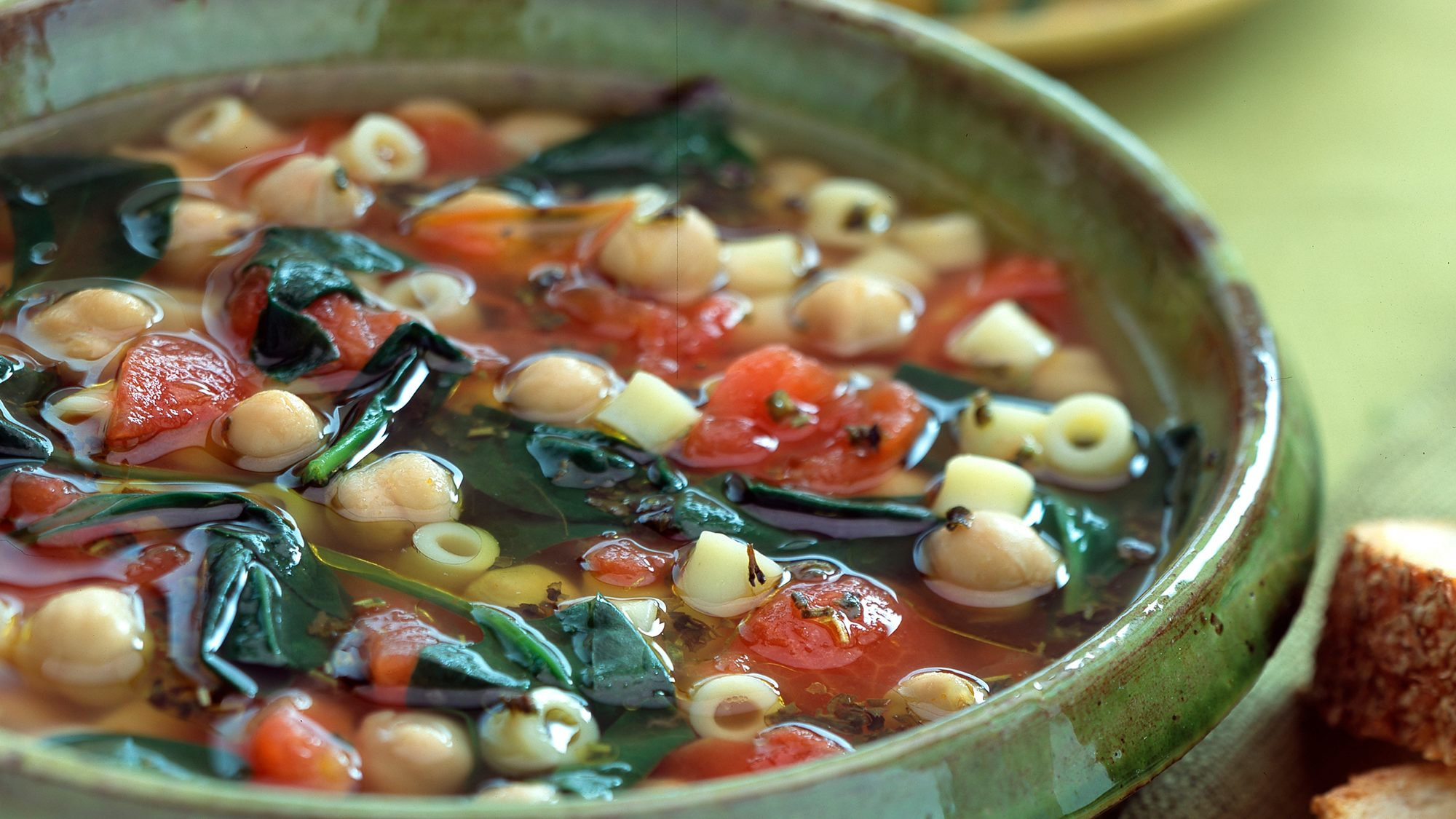 McCormick Gourmet Tuscan Pasta and Chickpea Soup