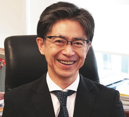 Katsuhiko Sato, Managing Director, Toshiba Johnson Elevator India