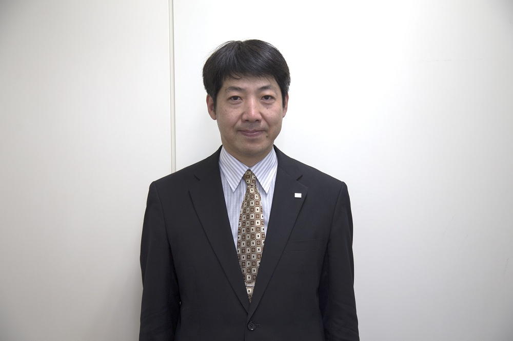 東芝 ストレージ&デバイスソリューション社 八甫谷明彦氏