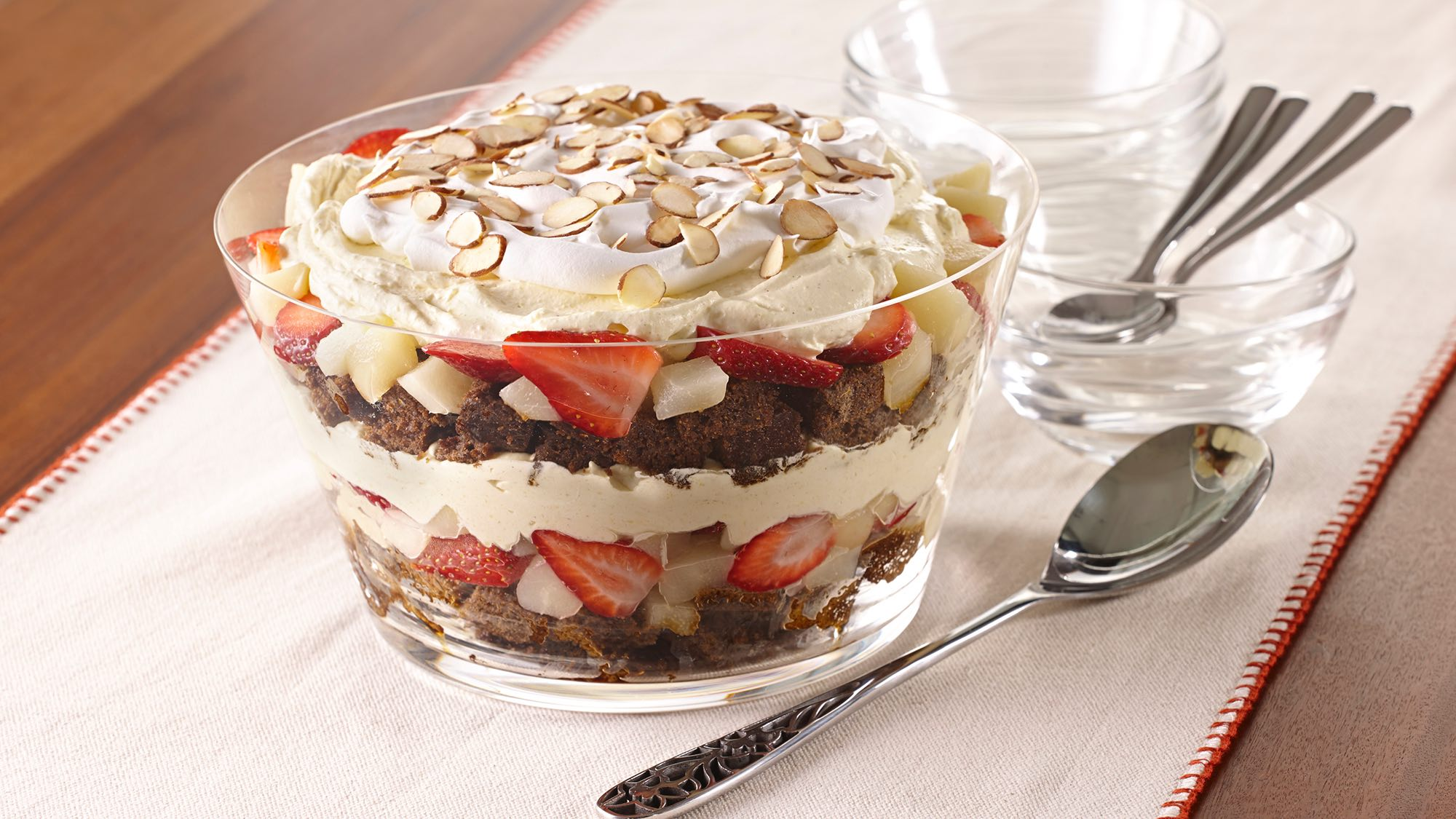 McCormick Gingerbread Trifle