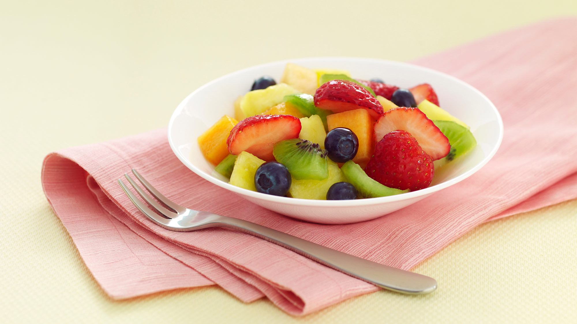 McCormick Very Vanilla Fruit Salad