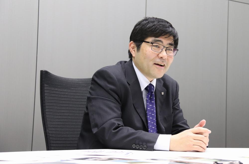 東芝エネルギーシステムズ株式会社 火力・水力事業部 火力サービス技術部 部長 高木健太郎氏