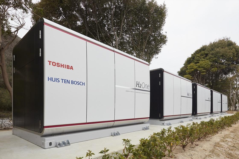 自立型エネルギー供給システム「H2One™」