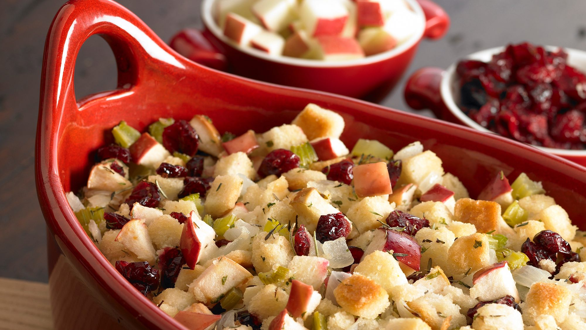 McCormick Cranberry Apple Stuffing